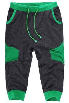 Coofandy Herren 3/27 Haremshose Jogginghose Fitnesshose Traininghose Sweatpants…