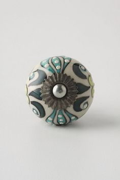 Anthropologie EU Gardening Indoors Knob