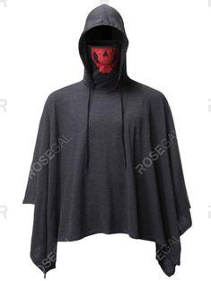 Skull Reaper Hoodie Halloween Costume Partywear Top Gift Hoodie