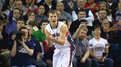 Kevin Pangos scored 18 points to help Gonzaga secure the win over Pacific and the WCC title on Thursday night