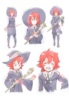 Read imagenes 11 from the story Little Witch Academia ~ Resumen e imágenes by AntonipardouhUWU (antonipardo) with 136 reads. Chica Anime Manga, Anime Art, Character Concept, Character Art, My Little Witch Academia, Tamako Love Story, Little Witch Academy, Character Design Inspiration, Fanart