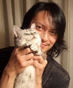 Men With Cats, Dir En Grey, Beautiful Person, Ticks, Visual Kei, Neko, In This World, My Idol, Animals