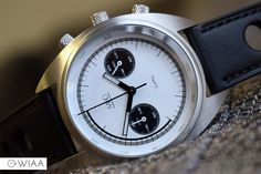MHD CR1 Panda Chronograph Watch Review