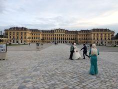 Genauso wie das Schloss Schönbrunn