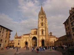 Catedral de #Oviedo (#Asturias)