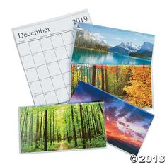 Get inspired by beautiful photos of nature while keeping track of important dates and appointments with these two-year pocket planners. Beautiful Photos Of Nature, Pocket Calendar, Vinyl Cover, Important Dates, Gifts For Coworkers, Stocking Stuffers, Paper, Philippines, Artwork