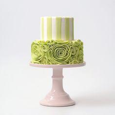 Лаймовый торт № 1358 на заказ в Москве