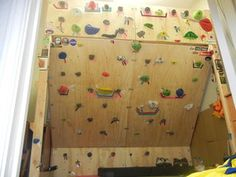 This inspiration for this project came from this instructable <https://www.instructables.com/id/Freestanding-Indoor-Rock-Climbing-Wall-For-150/> And if you...
