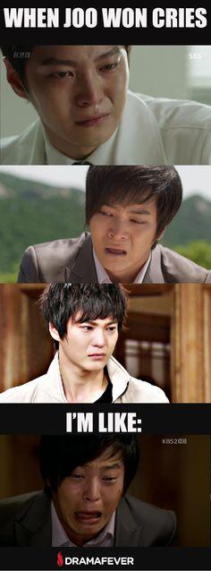 Watch Joo Won in his new hit series Yong Pal!