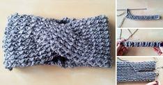 Вяжем повязку-чалму крючком – бесплатный мастер-класс по теме: Вязание крючком ✓Своими руками ✓Пошагово ✓С фото Crochet, Knitting, Tejidos, Tricot, Crochet Hooks, Crocheting, Breien, Knitting And Crocheting, Thread Crochet