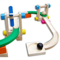 (49.90$)  Watch here - http://ai002.worlditems.win/all/product.php?id=32763415137 - Roller coaster toy 3D blocks wooden toys track blocks educational toys for New Year gift girl and boys