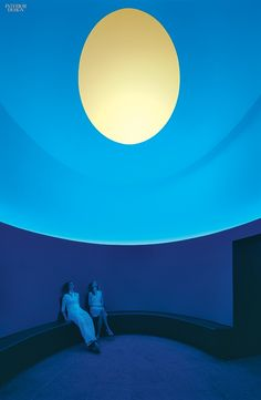 James Turrell. The Color Inside