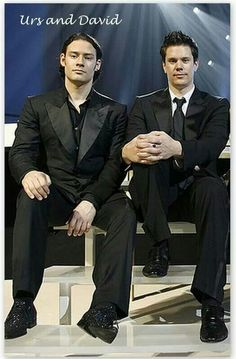 Urs and David