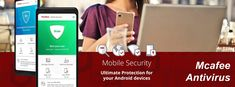 Mcafee Mobile Security - Secure your Android devices, protect your personal information, and help keep your private data secure with McAfee Mobile Security