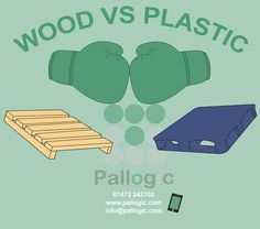 Check out our new blog about wood vs plastic http://www.pallogic.com/blog.html