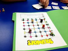 Classroom Freebies: Squinkies Coordinate Graphing Game- could be a functional reinforcer for artic therapy that reinforces graphing skills. Classroom Freebies, Math Classroom, Math Teacher, Teaching Math, Teaching Ideas, Classroom Ideas, Teacher Tips, Future Classroom, Teaching Tools