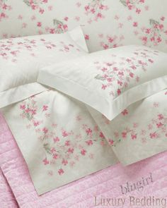 perfect floral sheets