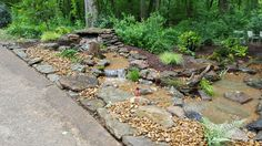 Another view of this Pondless Waterfall.