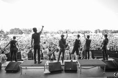 Who's going to Warped Tour.? Well this is crown the empire