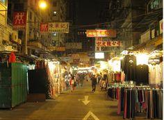 Destinos de vacaciones Hong Kong