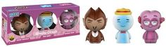 General Mills Monster Cereals: Count Chocula,  Boobeery and Frankenberry Dorbz figures 3 pack by Funko, Toy Tokyo NYCC 2016 exclusive