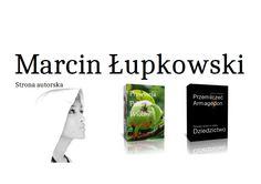 Marcin Łupkowski, pisarz, autor, dziennikarz - Strona główna