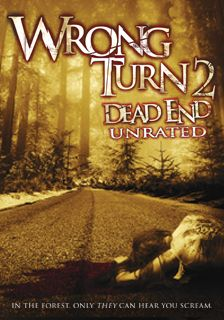 "Wrong Turn 2: Dead End - clever sequel to the first ""Wrong Turn""."