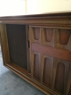 1960's Vintage RCA VIctor New Vista Phonograph Stereo AM/FM ...