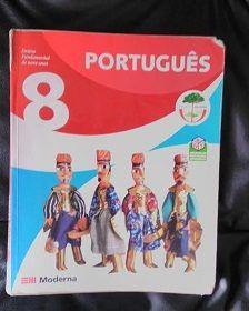 Sebo Felicia Morais: Português 8- projeto Araribá