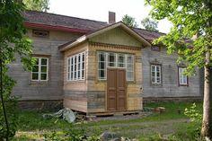 Old Houses, Shed, Cottage, Outdoor Structures, Windows, Doors, Koti, Modeling, Google