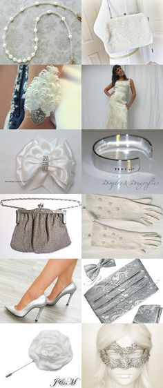 """See my Semi-Precious Freshwater White Pearl and AB Crystal Bridal Necklace in a Shiny Happy People Treasury, """"Prom is on the Way!"""" by Janine Sodano on Etsy--Pinned with TreasuryPin.com The direct link to my Necklace is: https://www.etsy.com/listing/247955214/white-pearl-necklace-pearl-jewelry-ab?ref=shop_home_active_14 Thanks, Eloise ***AdornmentsByEloise***"""
