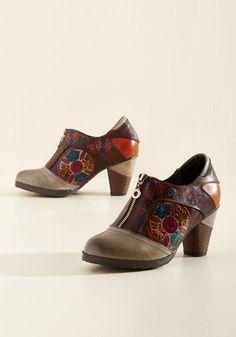 Creative Flavor Heel, #ModCloth