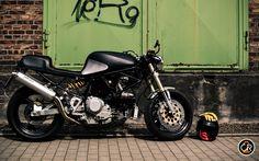 Ducati 900 Supersport Cafe Racer ~ Return of the Cafe Racers