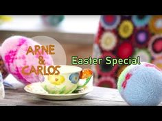 "HOW TO MAKE EGG COSIES ""The ARNE&CARLOS Easter special"" – ARNE & CARLOS"