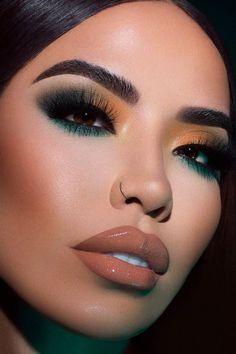 Eye Makeup Tips – How To Apply Eyeliner – Makeup Design Ideas Makeup Inspo, Makeup Inspiration, Makeup Tips, Makeup Ideas, Makeup Tutorials, Makeup Designs, Makeup Geek, Makeup Trends, Makeup Addict