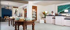 The Spa at Terranea offers Kimberly Parry  Organics Prenatal Treatments, perfect for the mama-to-be.