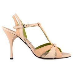 Horatia www.axistango.com #tangoshoes #italianshoes #eleganthighheels $229