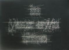 Impresionantes construcciones tipográficas de Liz Collini