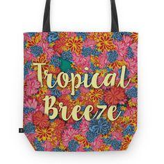 Bolsa Tropical Breeze de @jurumple   Colab55