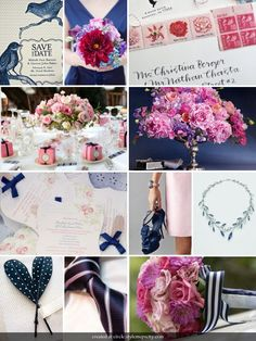 Colors for wedding ideas