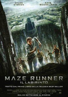 Le maratone di un bradipo cinefilo: Maze Runner - Il labirinto
