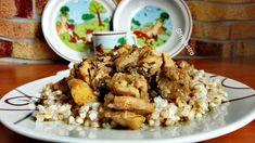 Elég régóta várt sorsára szekrényemben legújjabb szerzeményem a marokkói fűszerkeverék, ne szomorkodjon tovább ez lesz az ebéd. Marokkói éte...