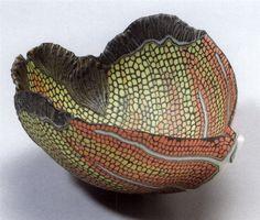 Lunar, small bowl by Dorothy Feibleman