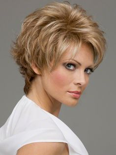Micki by Envy: Color Dark-Blonde (3 tone blend of soft dark honey blonde with highlights)
