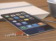 What iPhone 5 might look like. Related posts: For more iPhone 5 rumors and mockups visit Apple iPhone 5 rumors compilat. Iphone Online, Sell Iphone, Free Iphone, Iphone 4s, Apple Tv, Macbook, Ipod 5 Cases, Top Mobile Phones, Ipad
