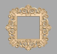 A779 Home Confort, Mirror Panels, Mirrors, Show Plates, Royal Furniture, Puja Room, Gold Picture Frames, Antique Frames, Ornaments Design