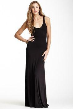 Scoop Neck Maxi Dress by Veronica M on @HauteLook