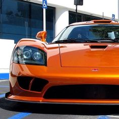 Wowww couldn't get that sexy Saleen any cleaner! #shiny