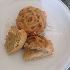 Haferflocken-Muffins mit Apfelmus Von Süßkramtante Nicole Cupcake, Cookies, Desserts, Food, Applesauce Muffins, Rolled Oats, Germany, Bakken, Crack Crackers