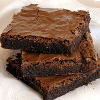 Brownie de Chocolate en Microondas, Postres Costarricenses